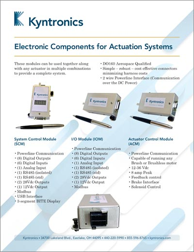 Electronic Components specs