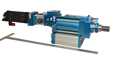 S-Series SMART Hydraulic Actuators